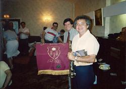 ABB in England 1987