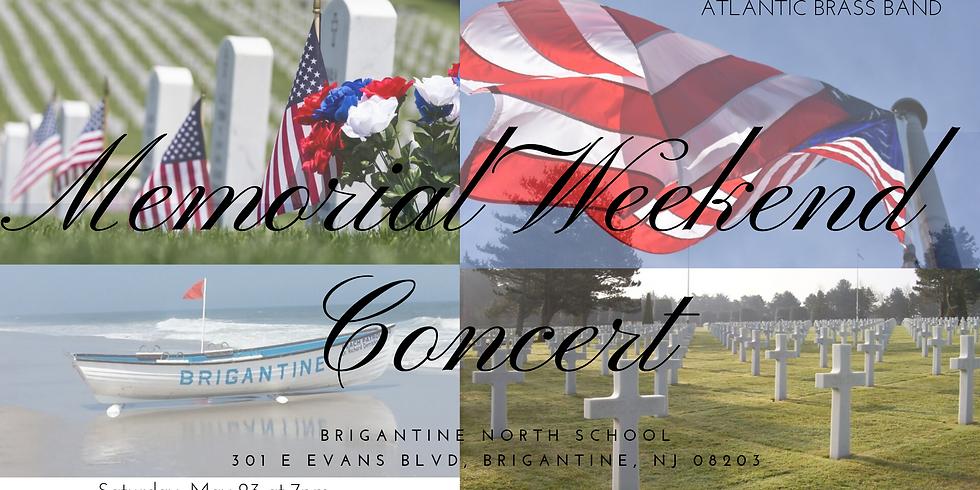 Memorial Day Weekend Concert in Brigantine