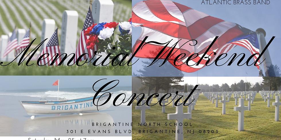 Brigantine Memorial Weekend Concert