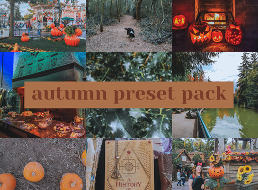 Our First Lightroom Mobile Preset Pack Is Here!
