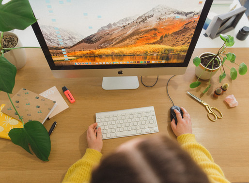 5 Tips If You Work At A Desk All Day