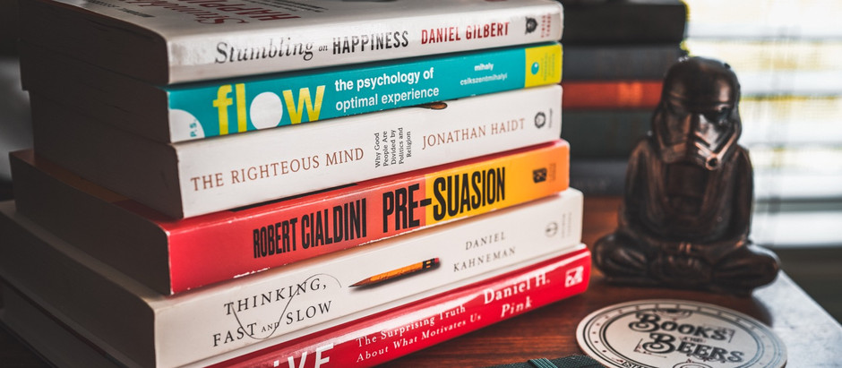 Five Psychology Books to Supercharge Your Mind