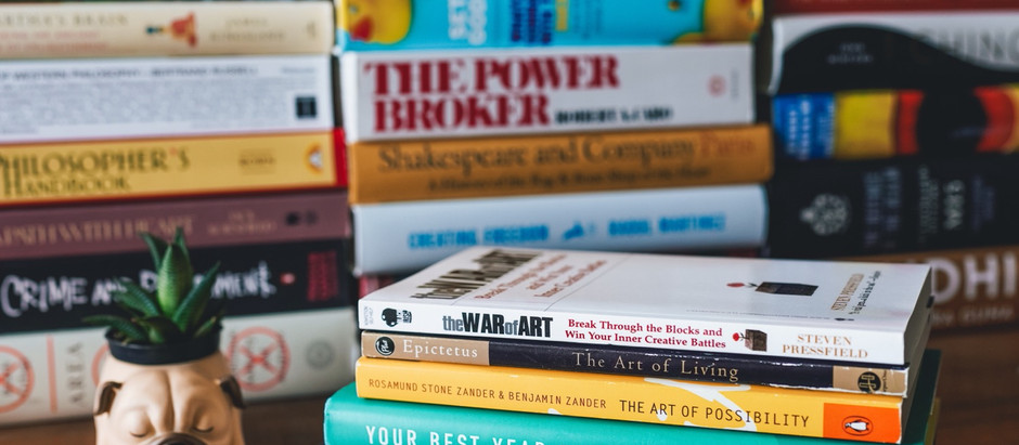 Five Books to Get You Out of That Rut!