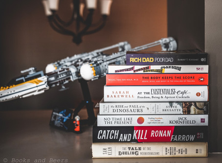 March! Reads! 2020!
