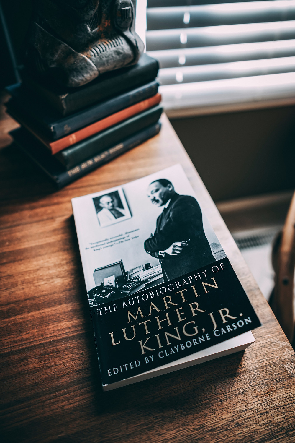 Book Review of The Autobiography of Martin Luther King Jr.