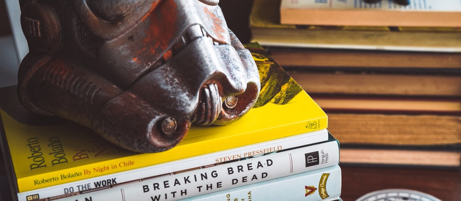 October 2020 Reads