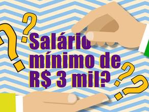 Entenda sobre o reajuste anual do salário mínimo
