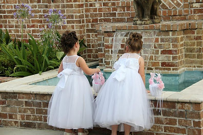 Children Flowergirls