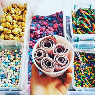 Rolled Ice Cream Toppings