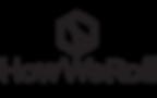 HowWeRoll Title Logo Black.png