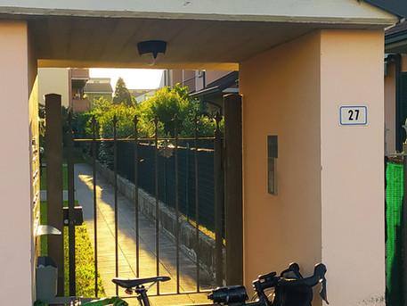 Vidigulfo-Barcellona | 1300 km |  Day 1/7