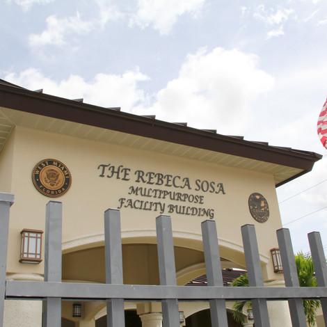 Rebecca Sosa Recreation Center