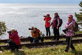 Фотосъёмка в фототуре на Кругобайкальско