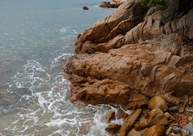 На другой стороне острова Гонконг