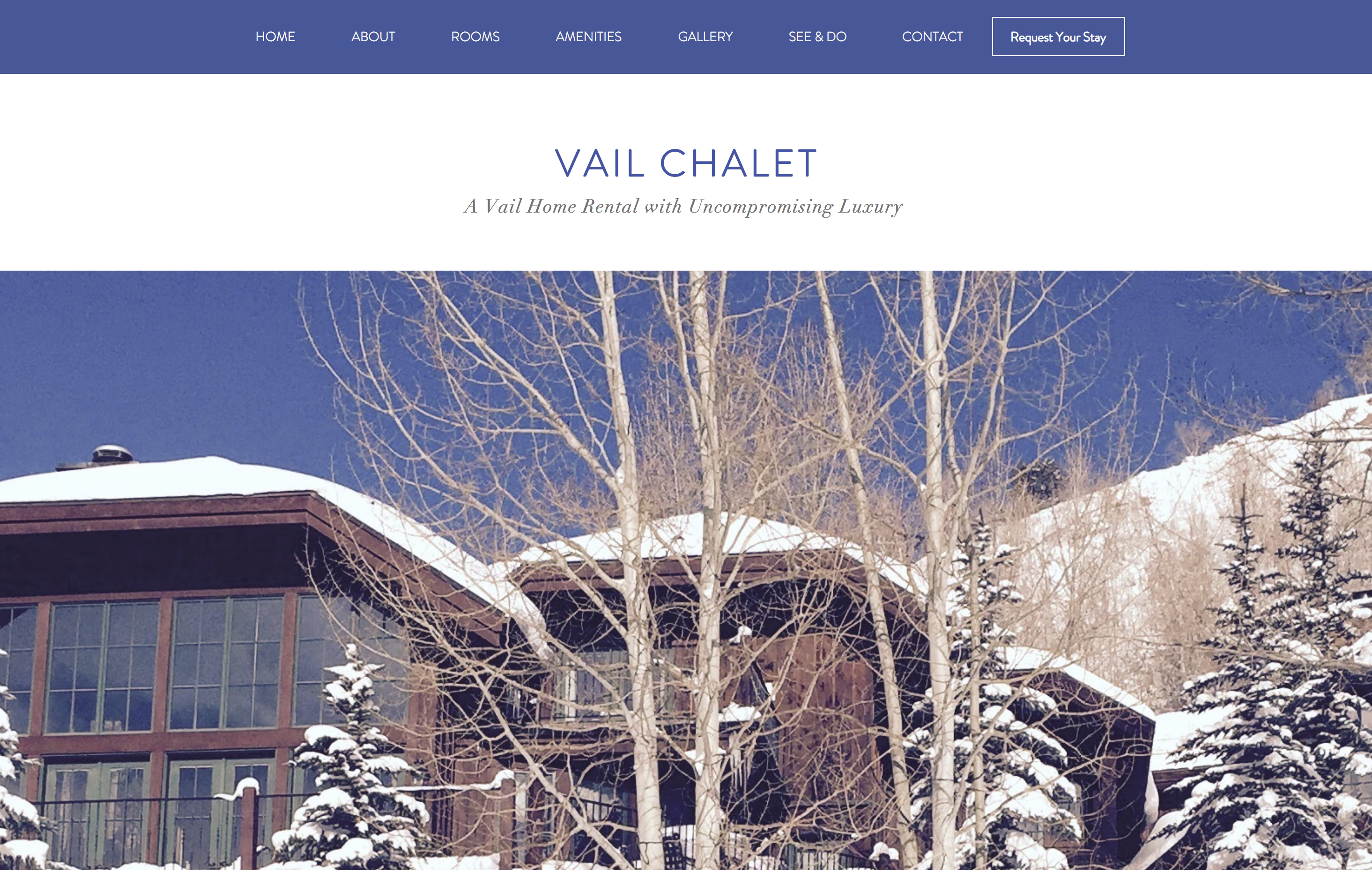 Vail Chalet
