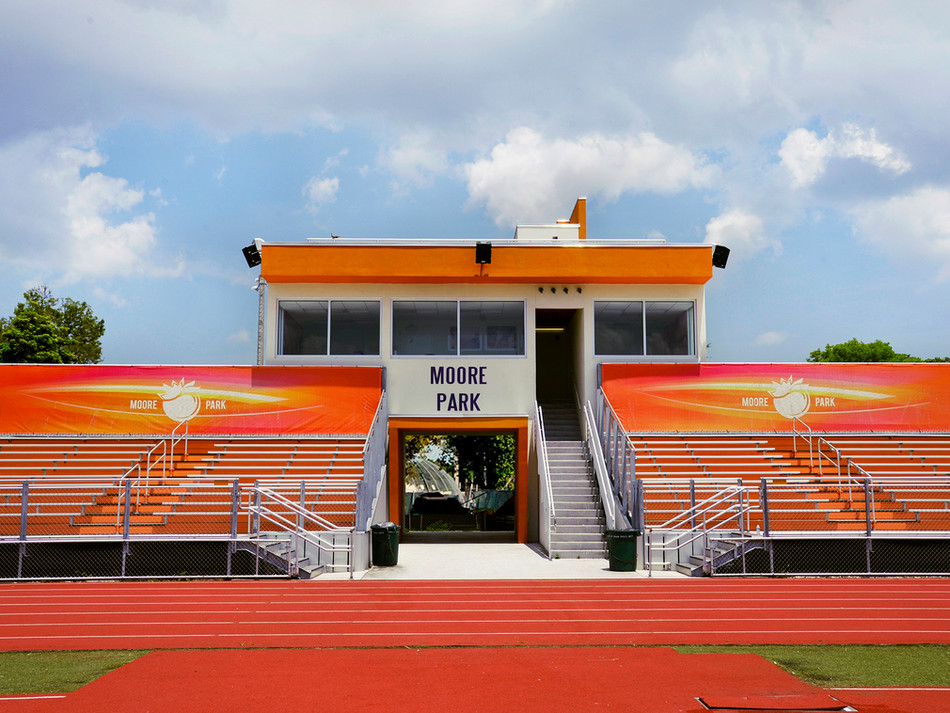MOORE PARK ATHLETIC FACILITY