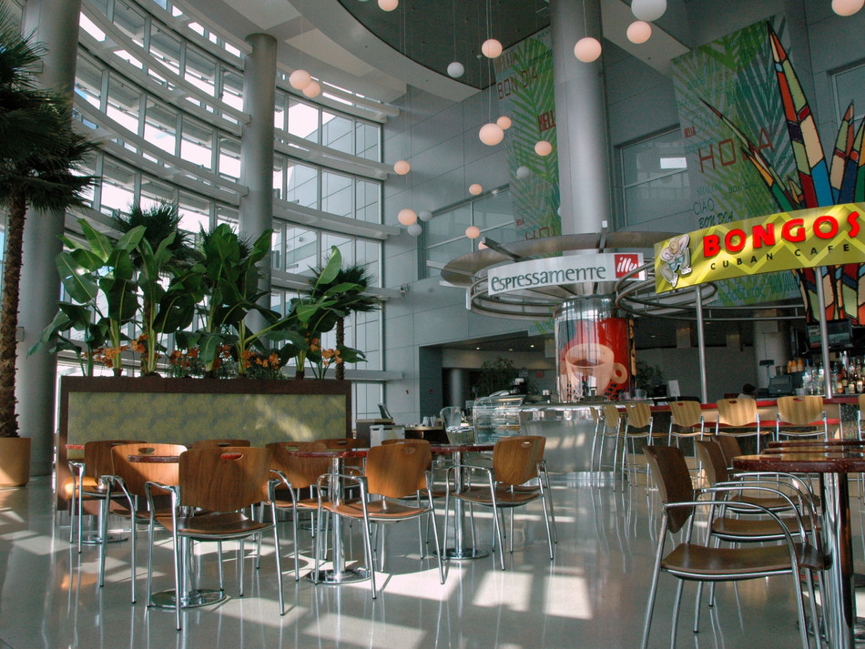 SOUTH TERMINAL CONCESSIONS