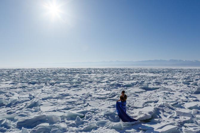 Отправляясь на ледяной бал