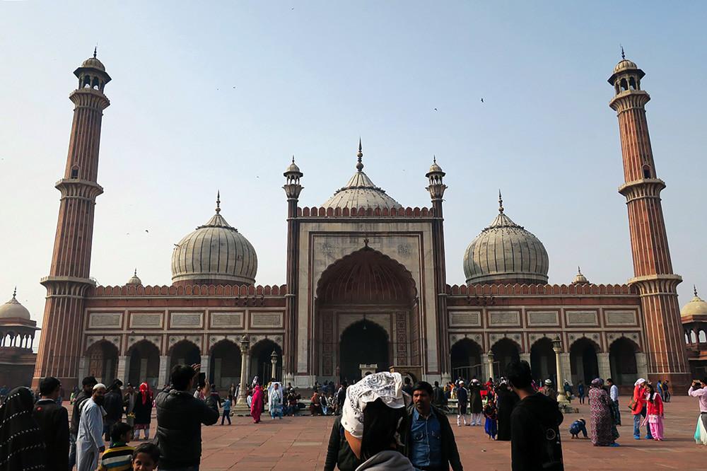 Мечеть Джама Масжид, Дели