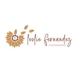 Leslie Fernandez Photography Logo