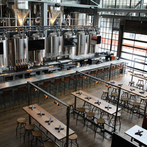 Blue Jacket Brewery