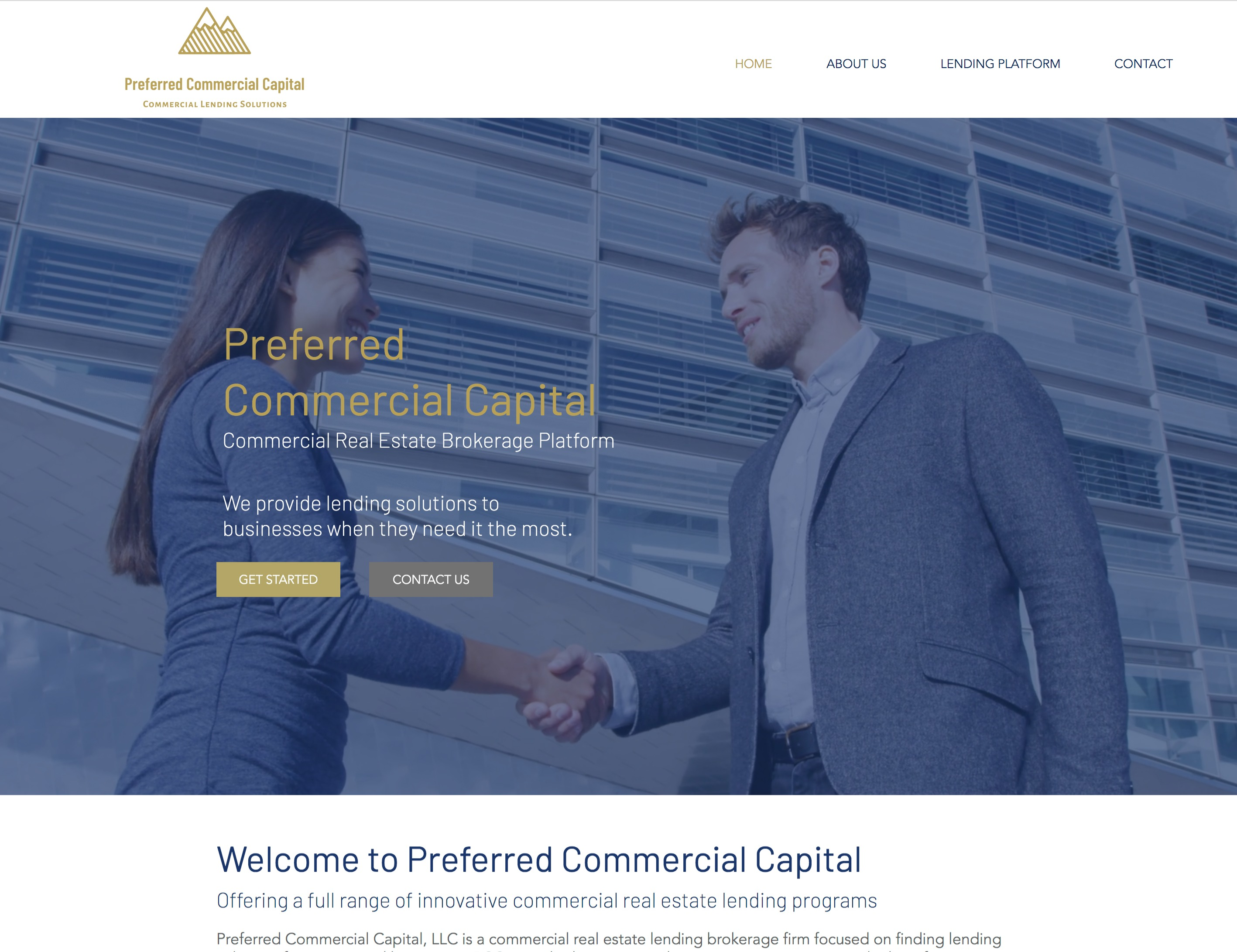 Preferred Commercial Capital