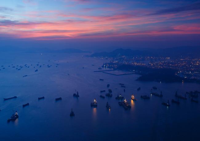 Гавани Гонконга