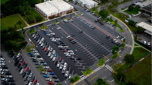 Broward College Parking Lot A Renovation