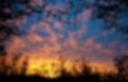 Закат в июне на Ольхоне, Байкал