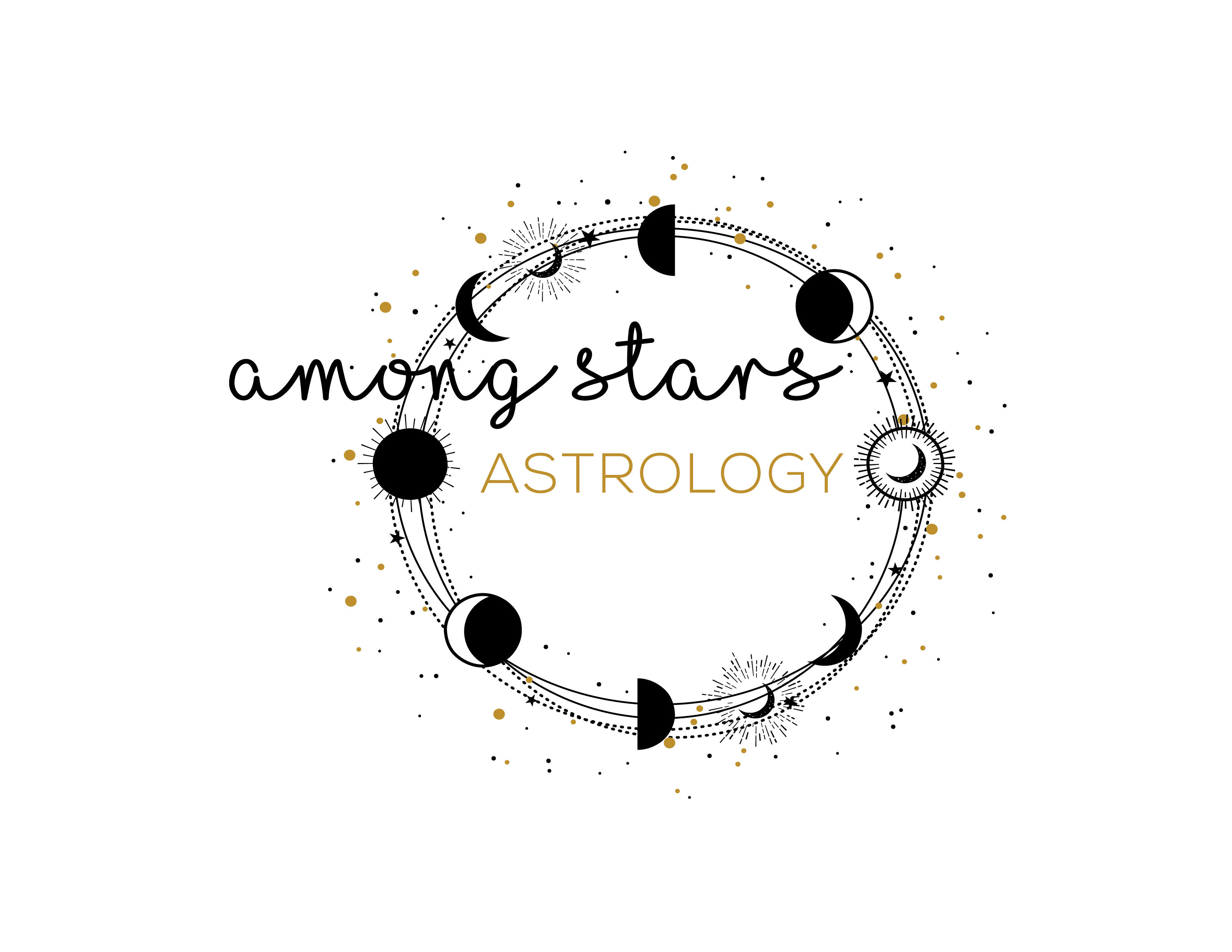 Amoung Stars Astrology Logo-03