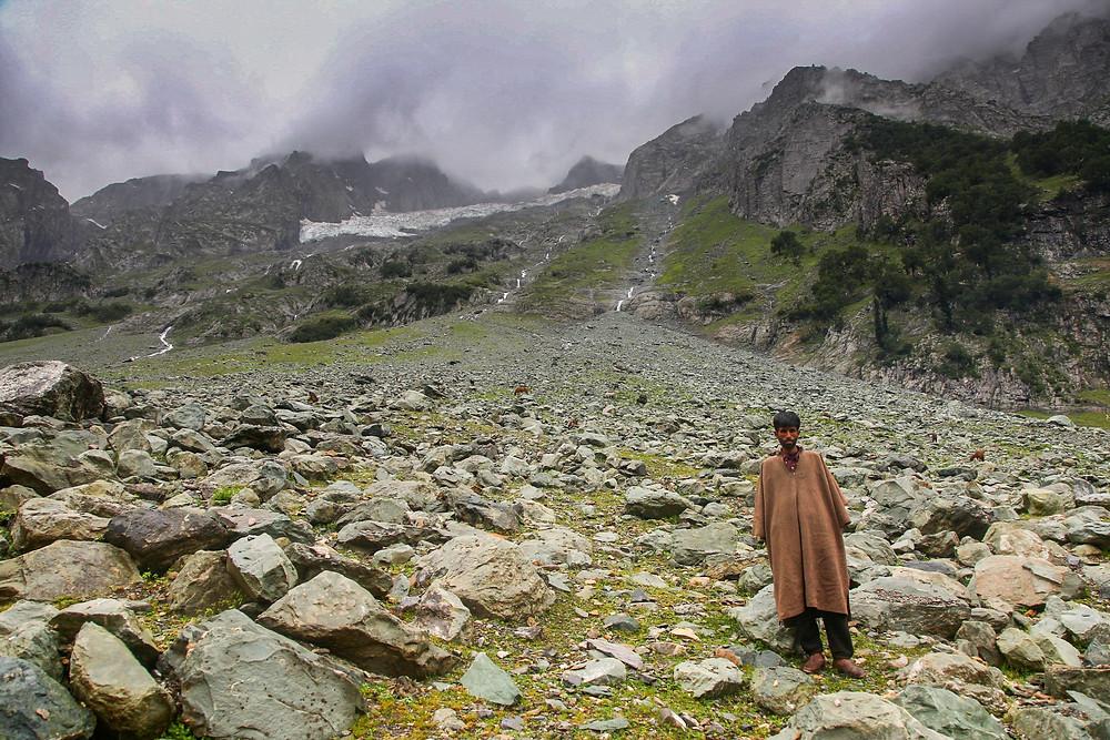 Пастух в Сонамарге, Кашмир, Индия. Красавец! ))