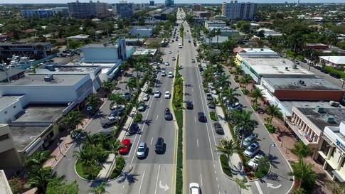West Commercial Boulevard Streetscape Improvements