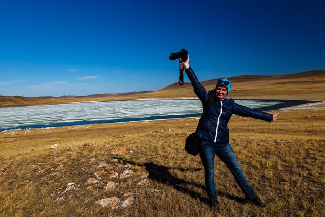 Великолепная Марина! Участник фототура с Евгенией Станевич в Уюгу в мае 2019