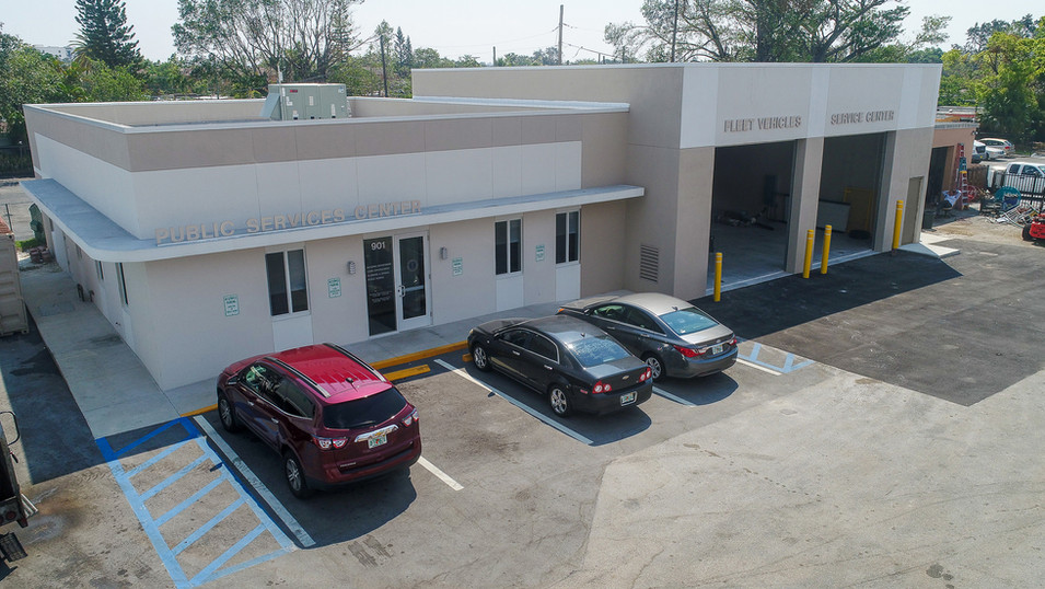 West Miami Public Services Center