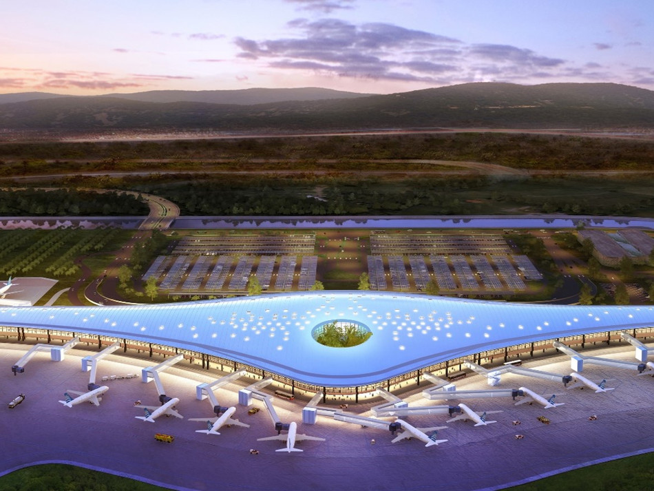 TOCUMEN INTERNATIONAL AIRPORT TERMINAL EXPANSION PROJECT