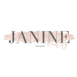 Janine Wehby Artistry Logo