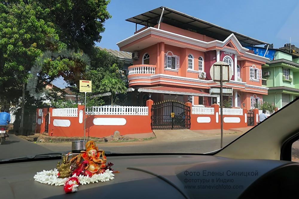 Особняк, Керала, Индия