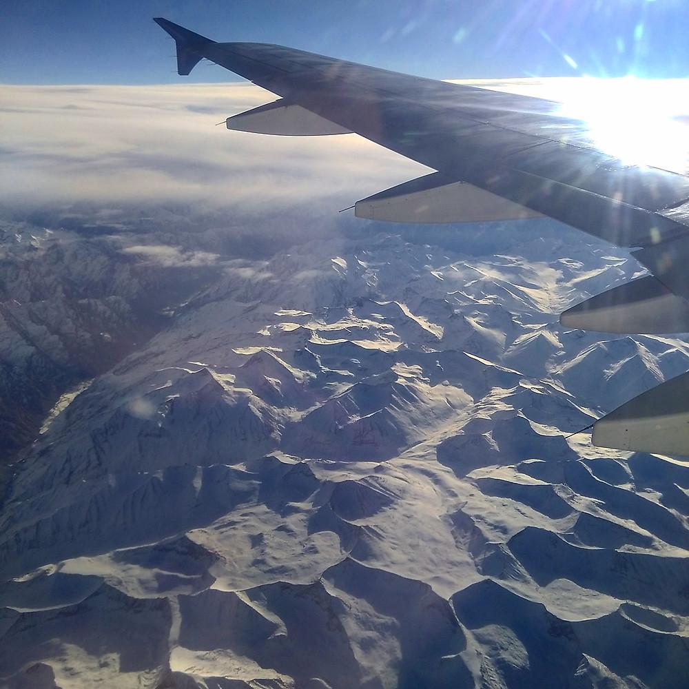 Пролетая над Пактистаном