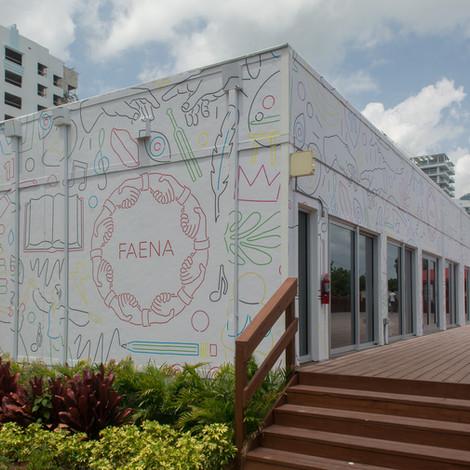 Faena House Sales Center