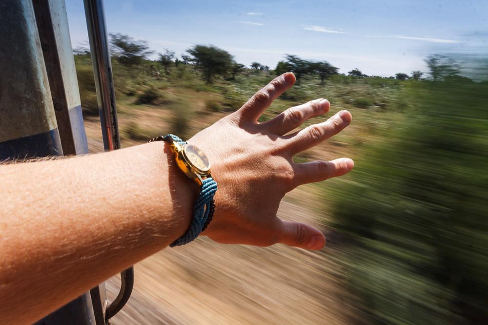 Путешествие по Индии в поезде