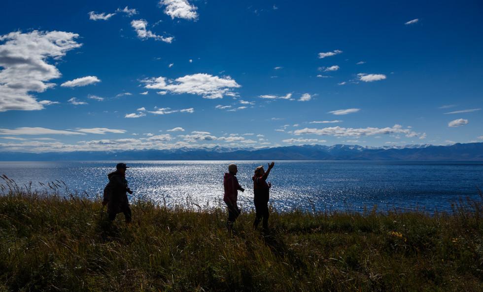 Восхищение Байкалом