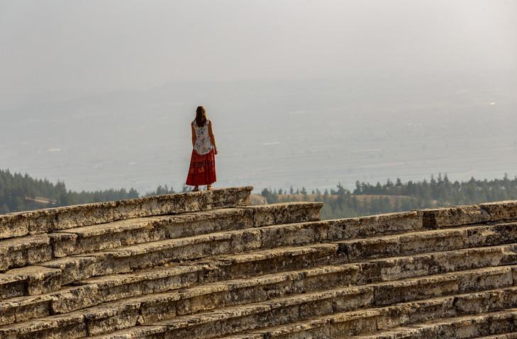 Иераполис, Памуккале