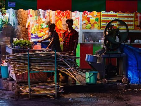 Рассказы об Индии: сок из сахарного тростника