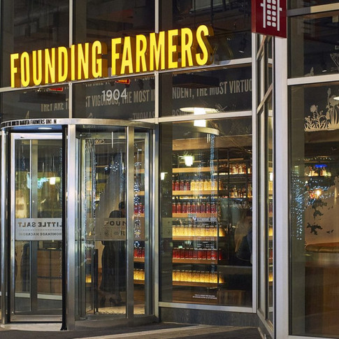 Founding Farmers - Reston