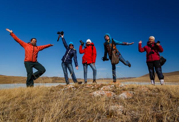 Участники фототура на Малое Море, Уюга,