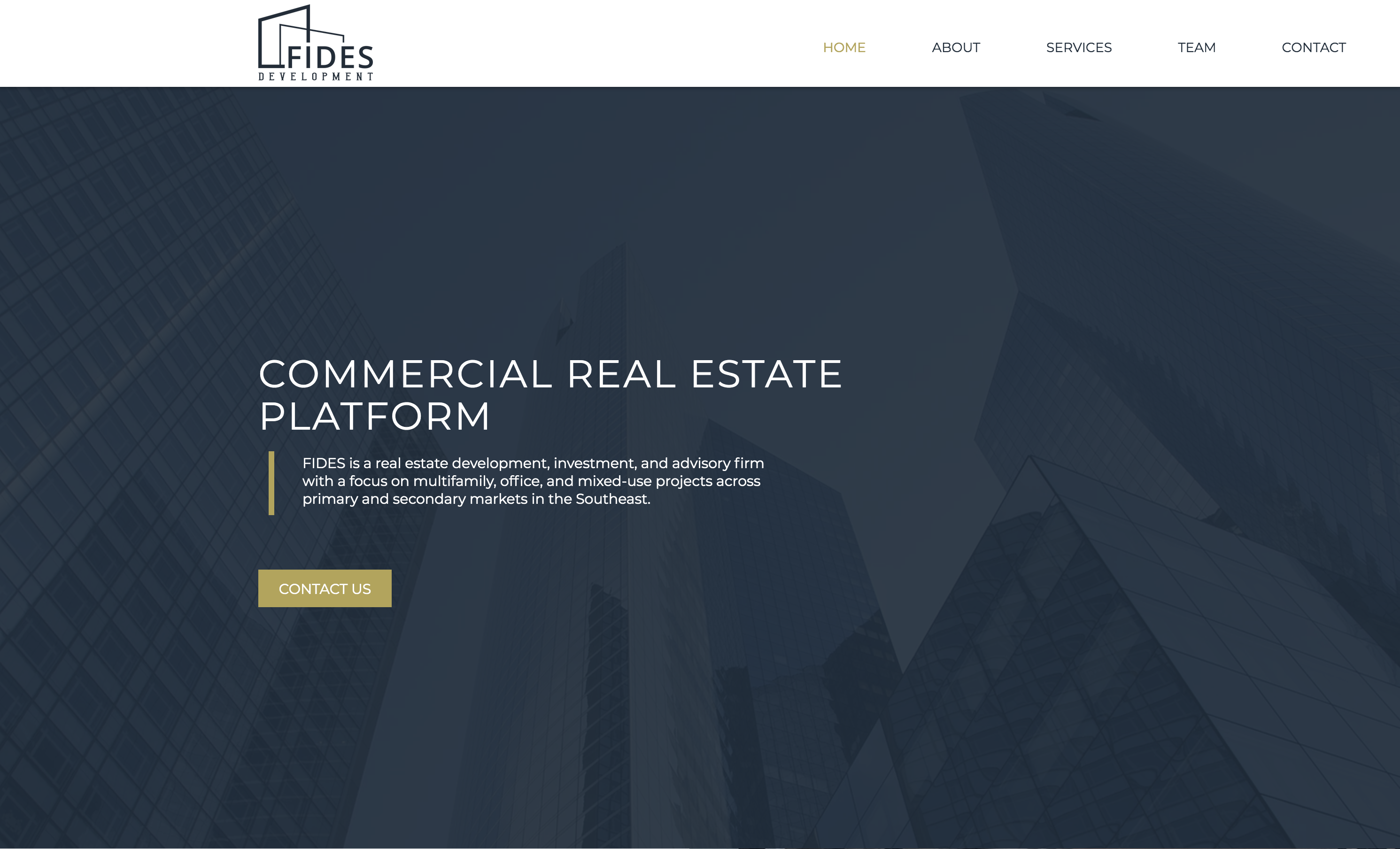 FIDES Development