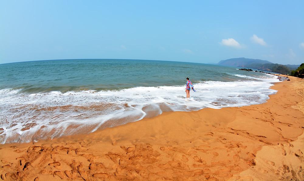 Пляж Кола в Гоа