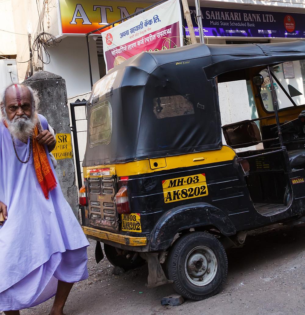 Фото на ходу, Мумбай