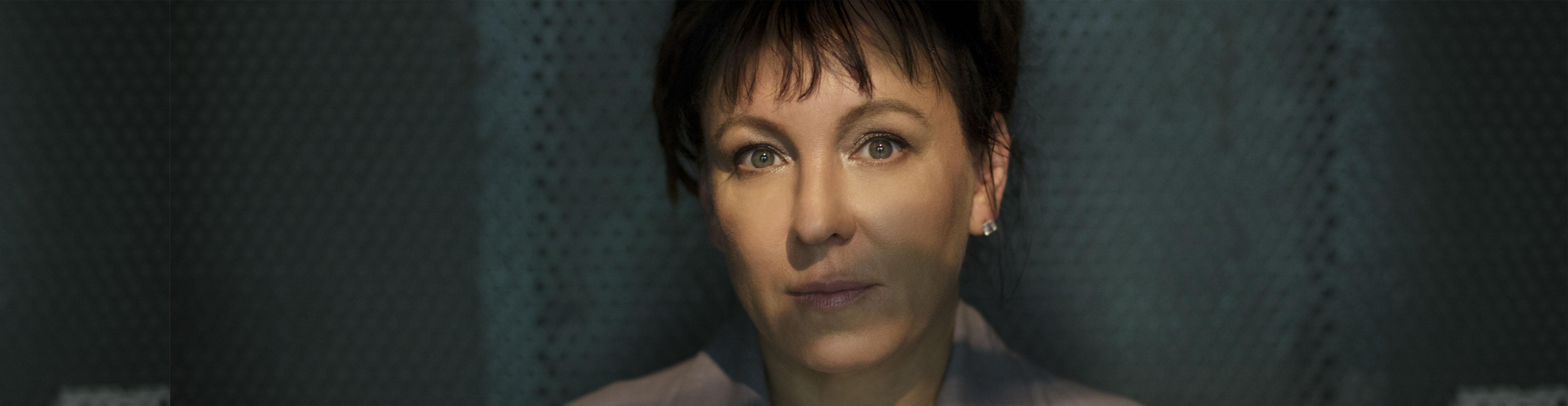 Booker-priset till Olga Tokarczuk