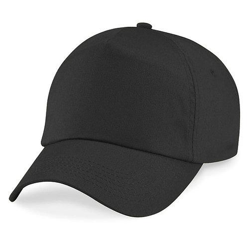 Gorro Beisbol Deluxe negro